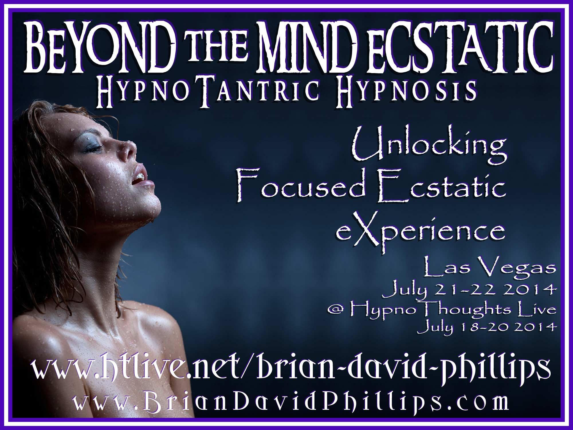 Beyond the Mind Ecstatic Seminar in Las Vegas