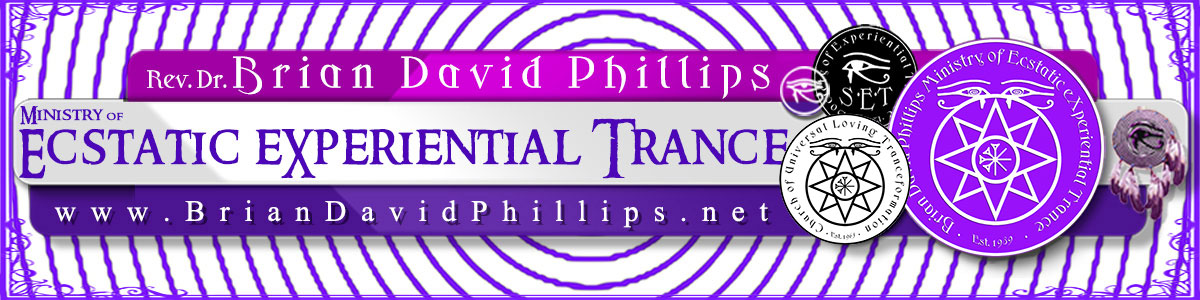 Brian David Phillips eXperiential Trance