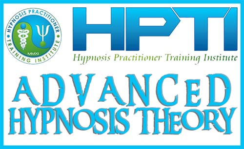 ADVANCED HYPNOSIS THEORY