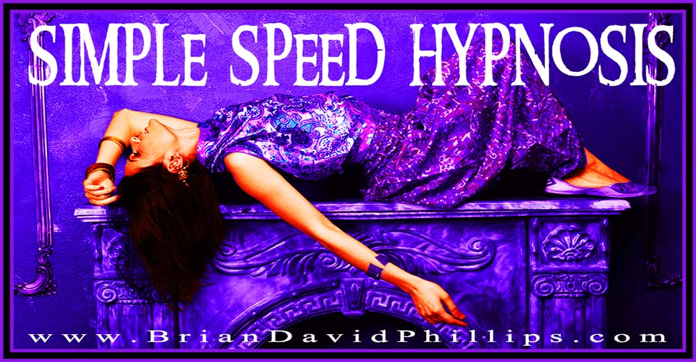 SIMPLE SPEED HYPNOSIS on 18 October 2014