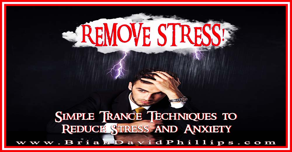 STRESS RELIEF HYPNOSIS on 1 August 2015